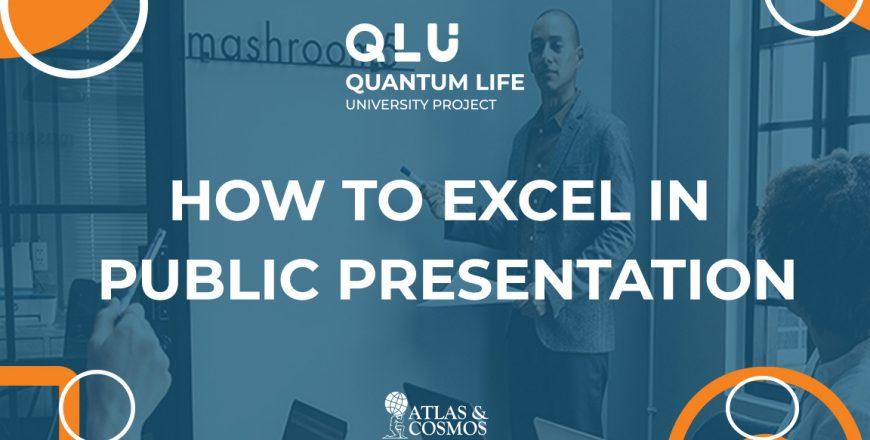 Course: Public Presentation